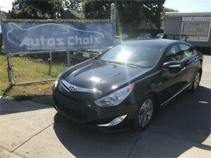 2013 Hyundai Sonata Hybrid **68$ SEM** FINANCEMENT 100% APPROUVÉ