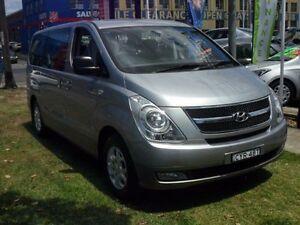 2014 Hyundai iMAX Grey Automatic Wagon Minchinbury Blacktown Area Preview