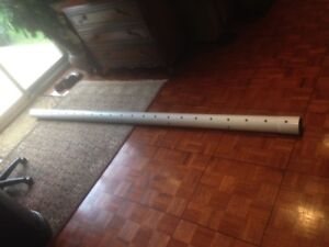 "4"" PVC Sewer Pipe"