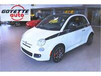 Fiat 500 ÉDITION PRIMA 30/ super r 2012