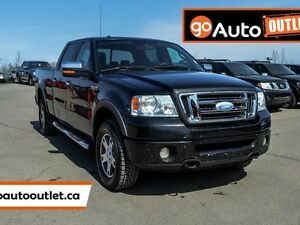 2008 Ford F-150 FX4 4x4 SuperCrew Cab Styleside 6.5 ft. box 150  Edmonton Edmonton Area image 1