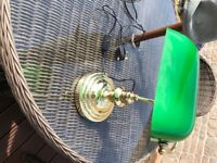 Green Classic Desk Lamp, 240v - Great Condition