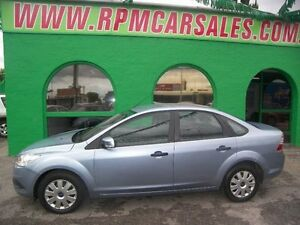 2009 Ford Focus LV CL Blue 5 Speed Manual Sedan Nailsworth Prospect Area Preview