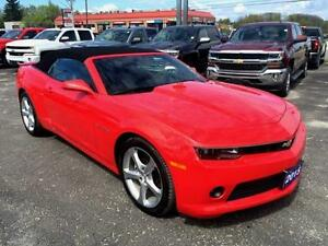 Like NEW 2015 Chevrolet Camaro RS Convertible