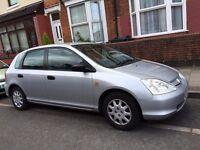 honda Civic1.4 5 doors 2002