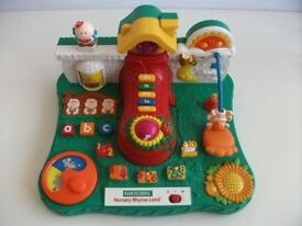 Nursery Rhyme Land - Musical Learning Toy