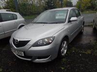 2005 Mazda 3 1.6 TS 5 Door MOT'd Full Year £895