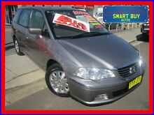 2003 Honda Odyssey V6L (6 Seat) Silver 5 Speed Sequential Auto Wagon Canada Bay Canada Bay Area Preview