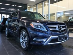 2014 Mercedes-Benz GLK-CLASS AWD, NAVI, ACCIDENT FREE