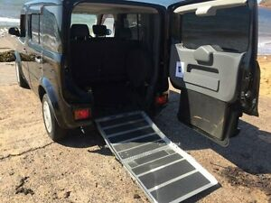 2003 Nissan Cube CUBE 3 CUBE Black Automatic Wheelchair Transporter North Manly Manly Area Preview