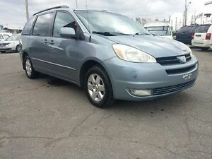 2004 SIENNA LE LEATHER AND HEATED SEAT, LOW KM, STARTER