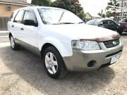 2006 Ford Territory SY TS (4x4) White 6 Speed Auto Seq Sportshift Wagon South Geelong Geelong City Preview