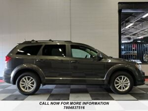 2017 Dodge Journey AWD, SXT, 3rd Row Seating, Trailer Sway Contr