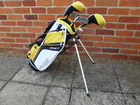Fazer JTek 3.0 Junior Golf Club Set