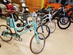 NEW! Surface 604 YUNBIKE - Electric Bicycle -on CHRISTMAS SALE !