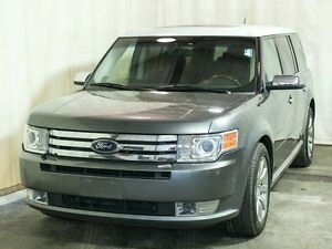 2009 Ford Flex Limited V6 AWD 7-Passenger w/ Rear DVD, Bluetooth