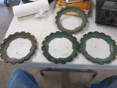 4 John Deere B11-16 Used Corn Planter Plates Lustran Plastic