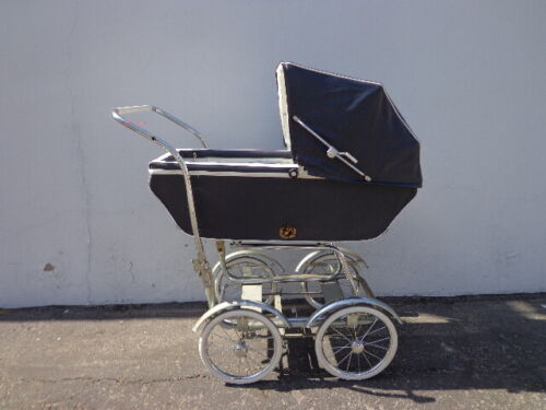 Antique Baby Stroller Vintage Carriage Stroller Buggy Baby Pram Royale Wonda