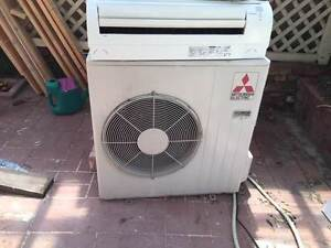 5kw Mitsubishi Wall Split Airconditioner Glenelg South Holdfast Bay Preview