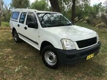 2004 Holden Rodeo RA LX White 5 Speed Manual Crewcab Coonamble Coonamble Area Preview