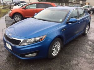 2013 Kia Optima LX PLUS A/T, GDI, NO ACCIDENTS