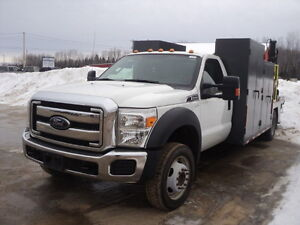 2013 Ford F-550 Coupe (2 door)