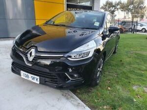 2018 Renault Clio IV B98 Phase 2 Zen EDC Black 6 Speed Sports Automatic Dual Clutch Hatchback Croydon Maroondah Area Preview