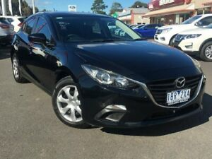 2014 Mazda 3 BM Series Neo Black Manual Colac West Colac-Otway Area Preview