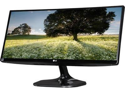 "LG 25UM56-P 25"" Class 21:9 UltraWide IPS Gaming Monitor 2560 x 1080 5ms GTG 60Hz"
