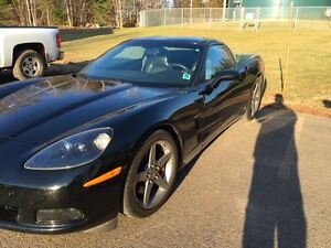 2007 Chevrolet Corvette LT1 Coupe (2 door)