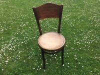 Bentwood chair-retro