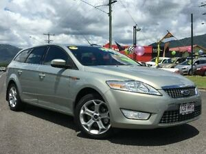 2009 Ford Mondeo MB Zetec Gold 6 Speed Sports Automatic Wagon Westcourt Cairns City Preview