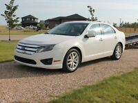 2012 Ford Fusion SEL FWD - 2.5L,Cloth,M-Roof,PST Paid