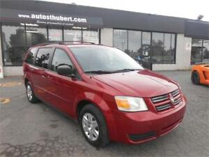 DODGE GRAND CARAVAN SE STOW N GO 2008