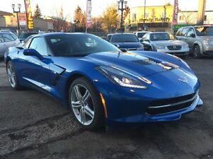 2016 Chevrolet Corvette STINGRAY with PADDLE SHIFTERS