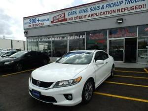2013 Honda Accord Cpe SUNROOF,BACK UP CAMERA,PUSH BUTTON START