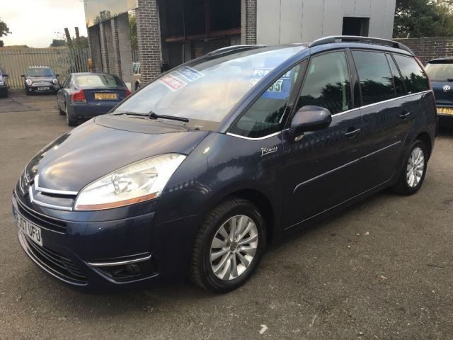 citroen c4 grand picasso exclusive 2 0 hdi automatic 7 seater mauve purple 2007 in maidstone. Black Bedroom Furniture Sets. Home Design Ideas