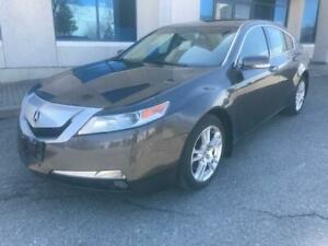 2010 ACURA TL|ACCIDENT FREE|LOW KMS|MOONROOF|BLUETOOTH|ALLOYS