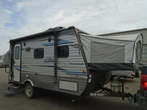 REDUCED Summit Ridge Lite, T22FB 24 Travel Trailer | Travel