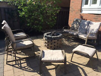 5-piece patio furniture