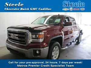 2014 GMC SIERRA 1500 SLE 4x4 One Owner Off Lease, 5.3L..!!!