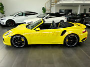 Porsche 991 Turbo S Cabrio *Distronic/ Keyless/ VOLL*