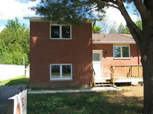 Semi - detached house in Gatineau  ( Lac Beauchamp )