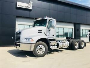 New Mack 2018 CXU613 Day Cab