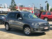 2013 Volkswagen Tiguan 5N MY13.5 132TSI DSG 4MOTION Pacific Grey 7 Speed Greenslopes Brisbane South West Preview