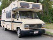1986 Fiat Ducato White Campervan Slacks Creek Logan Area Preview
