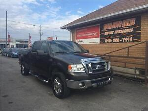 2008 Ford F-150***4X4****SUPER CREW CAB****ONLY 126KMS*****