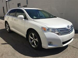 2009 TOYOTA VENZA V6 AWD NO ACCIDENT CERTIFED
