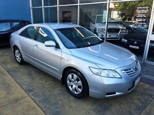 2006 Toyota Camry ACV40R Altise Silver 5 Speed Automatic Sedan Hobart CBD Hobart City Preview