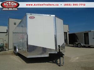 ENCLOSED CARGO/CAR HAULER LOWEST PRICE OF THE YEAR 20' LONG